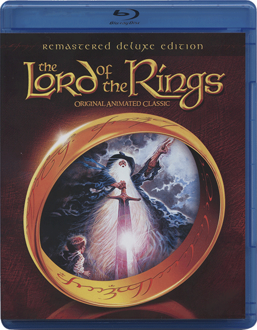 Cover of the Blu-ray release of