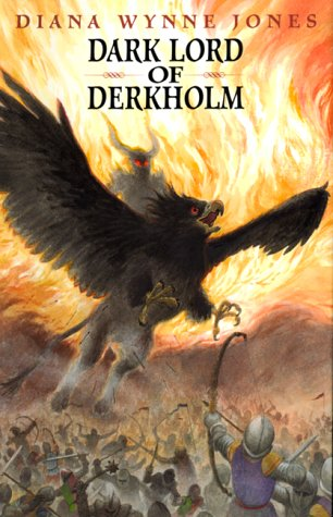 "Cover of ""Dark Lord of Derkholm"" by Diana Wynne Jones."