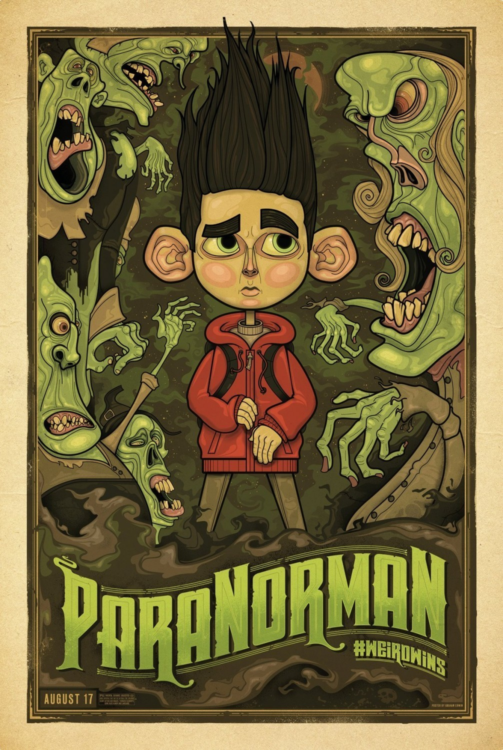 paranorman film review mysf reviews. Black Bedroom Furniture Sets. Home Design Ideas