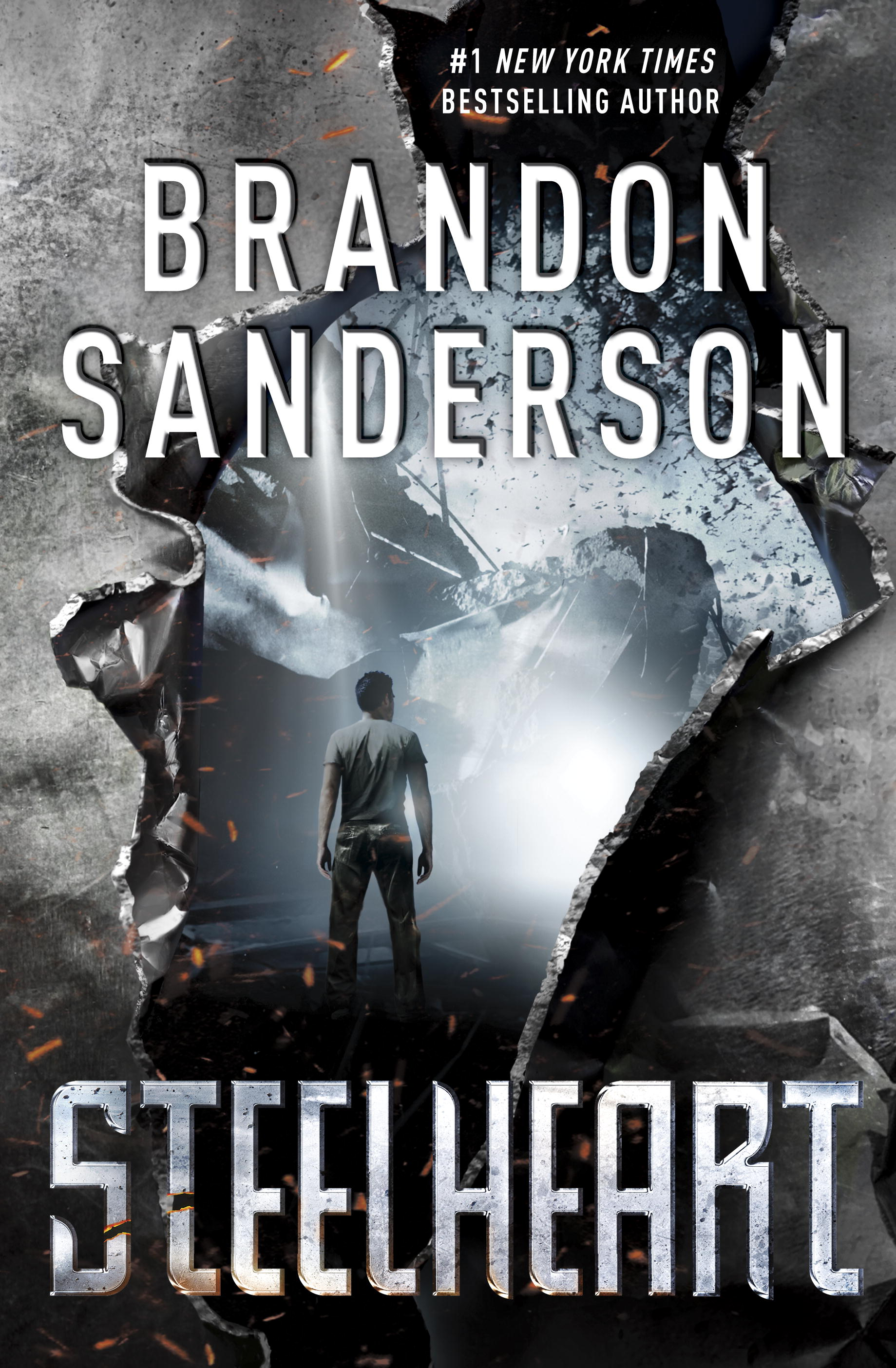 Cover of Brandon Sanderson's