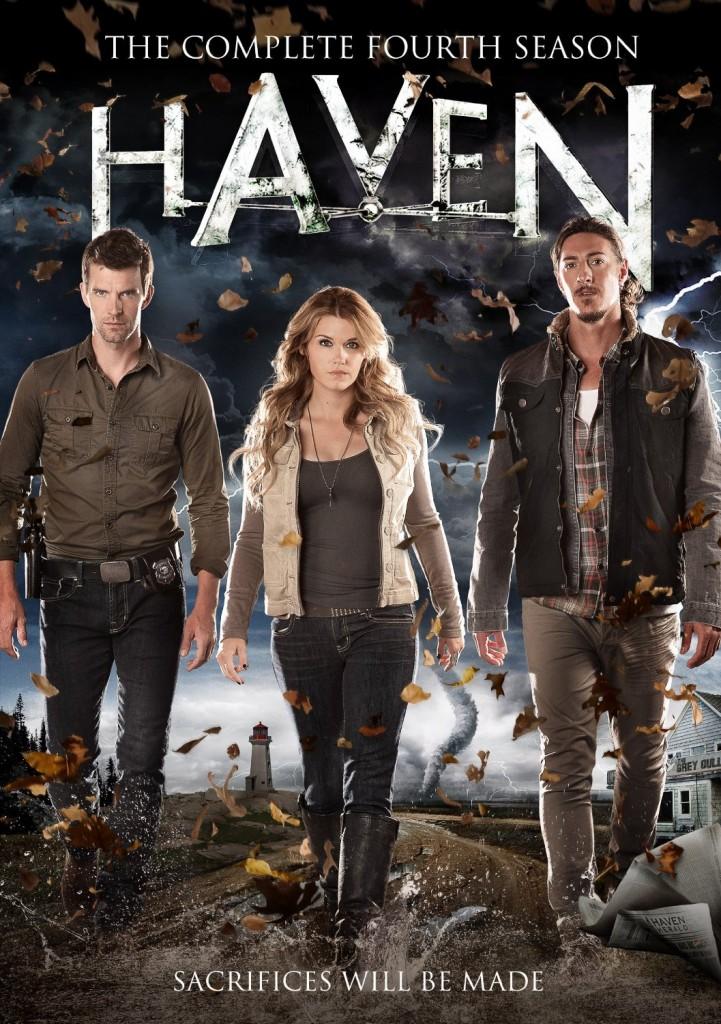 eric balfour haven season 4