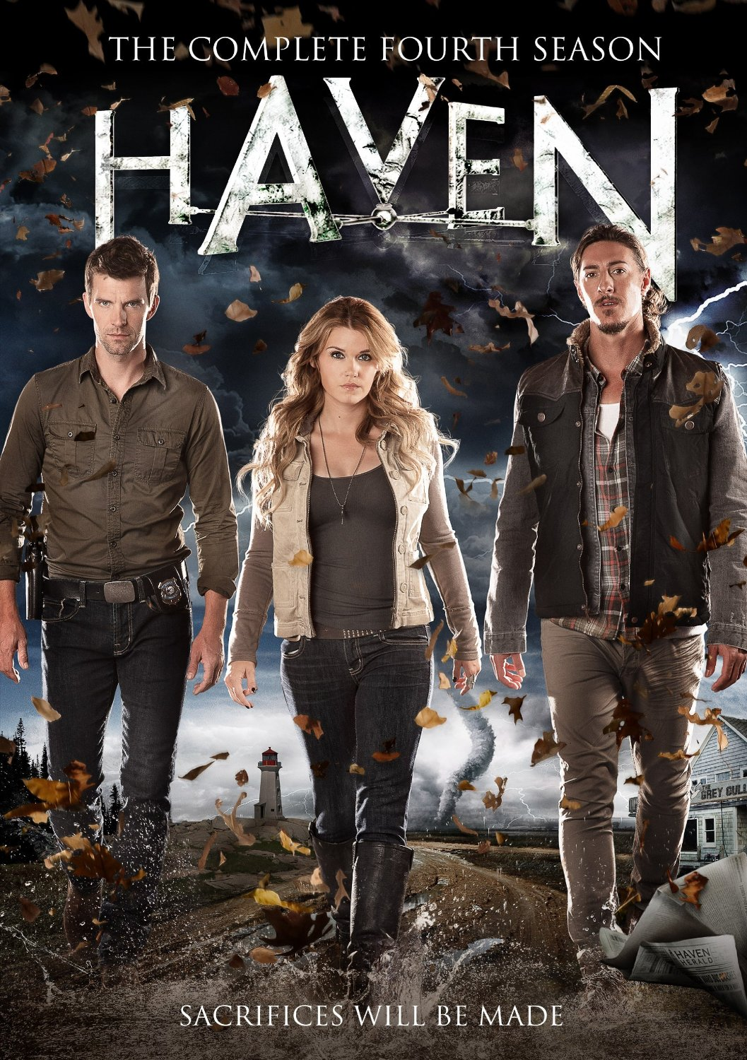 Cover of season four collection for