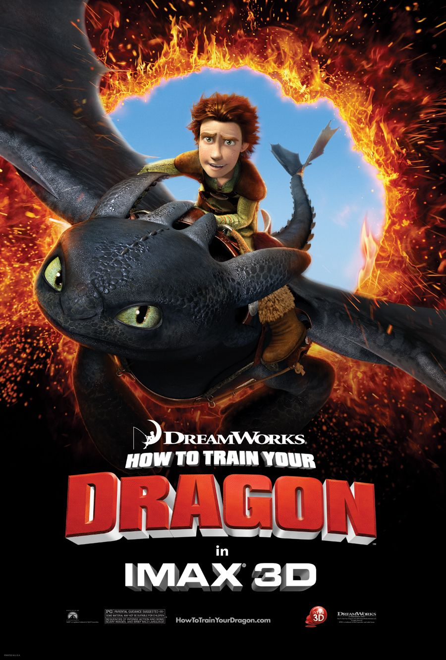MySF Reviews - How to Train Your Dragon