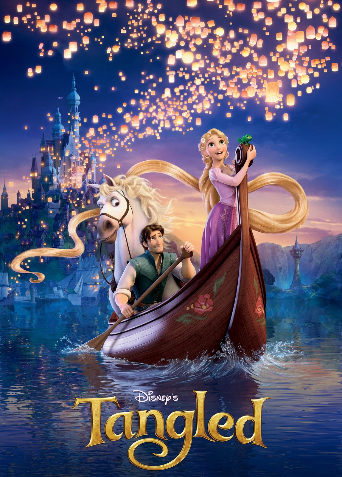 Poster image from Disney's
