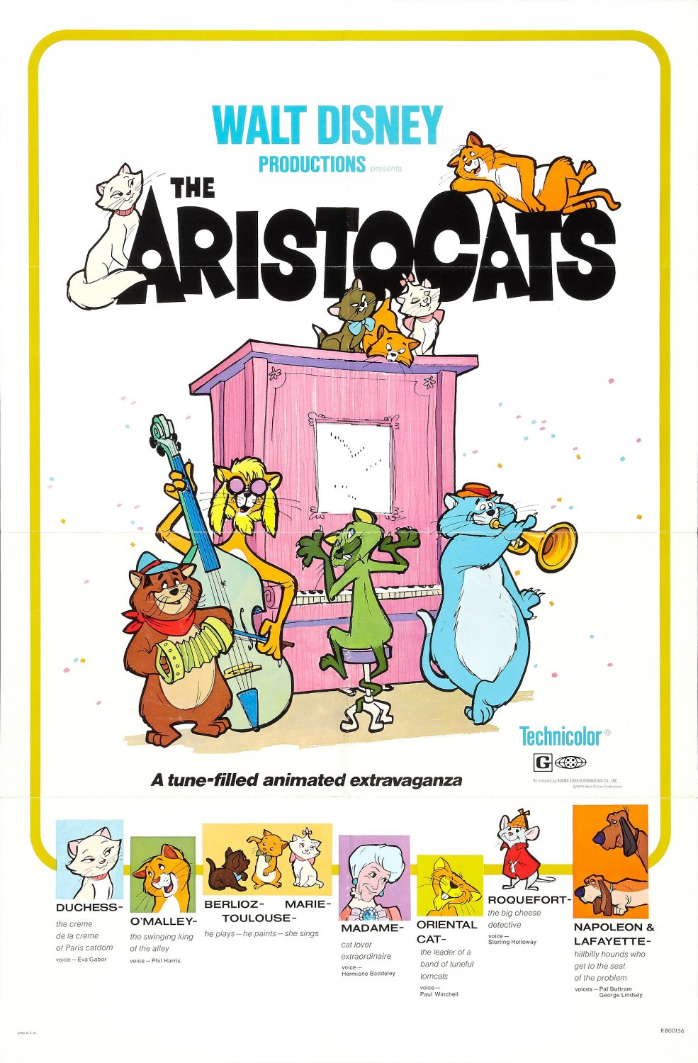the aristocats animated film review mysf reviews