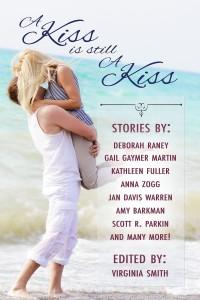 """A Kiss Is Still a Kiss"" edited by Virginia Smith."