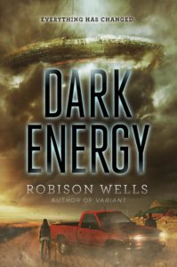 """Dark Energy"" by Robison Wells."