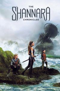 """""""The Shannara Chronicles"""" television series poster."""