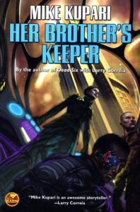 """""""Her Brother's Keeper"""" by Mike Kupari."""