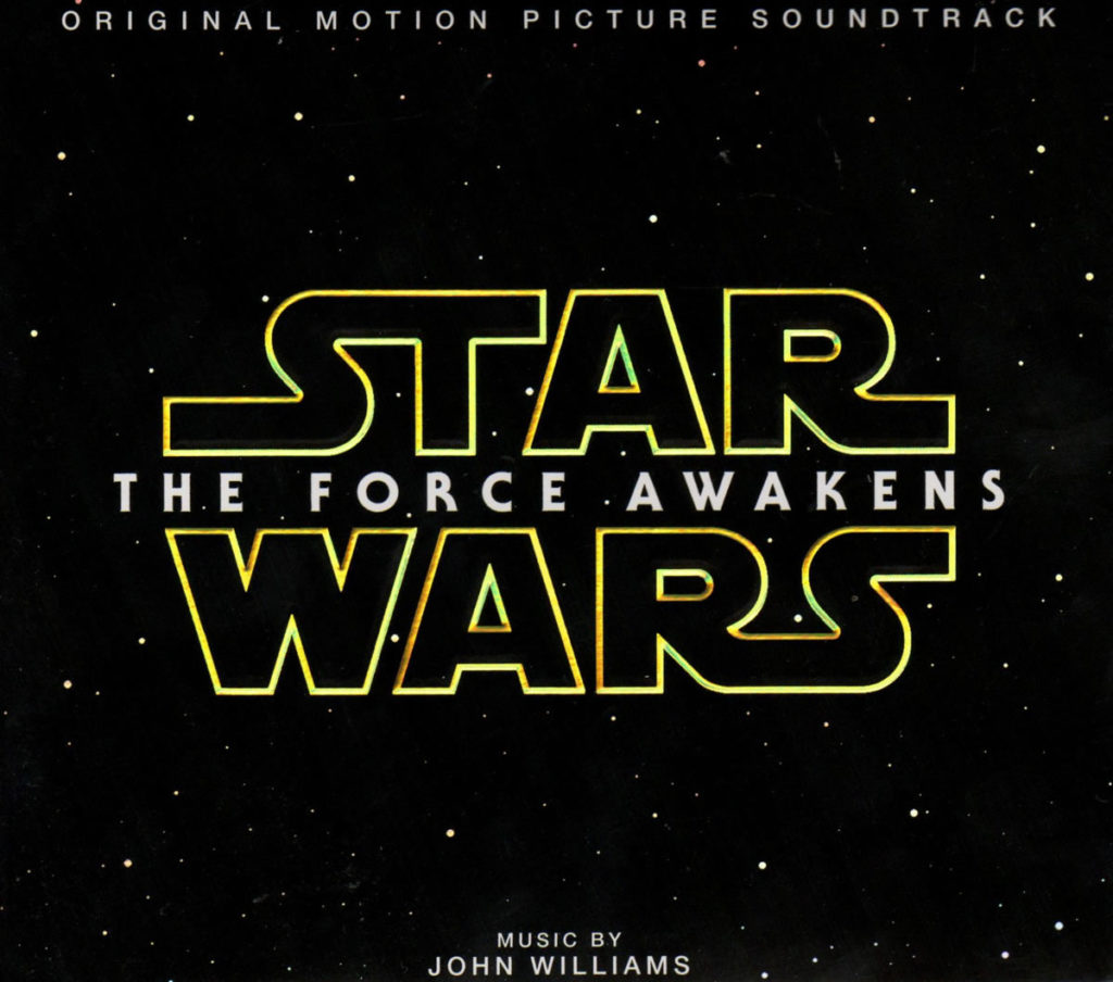 star wars the force awakens original motion picture