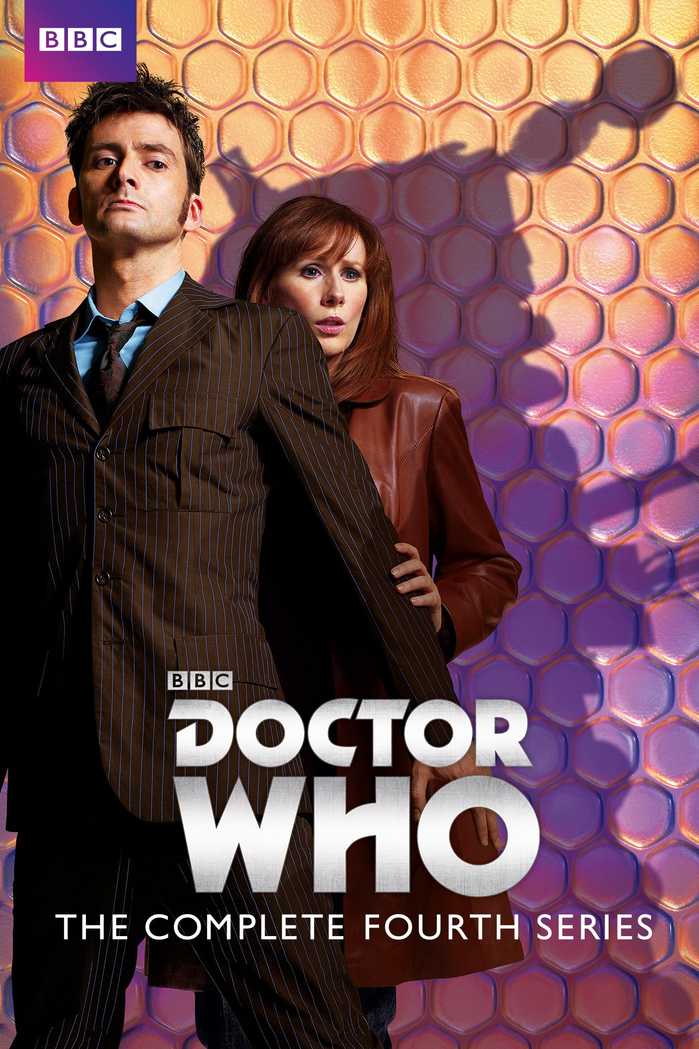 Doctor Who Series 4 - television series review - MySF Reviews