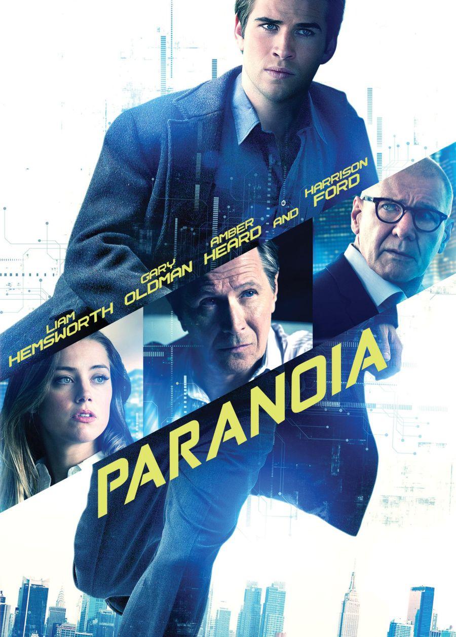 Paranoia 2013 poster