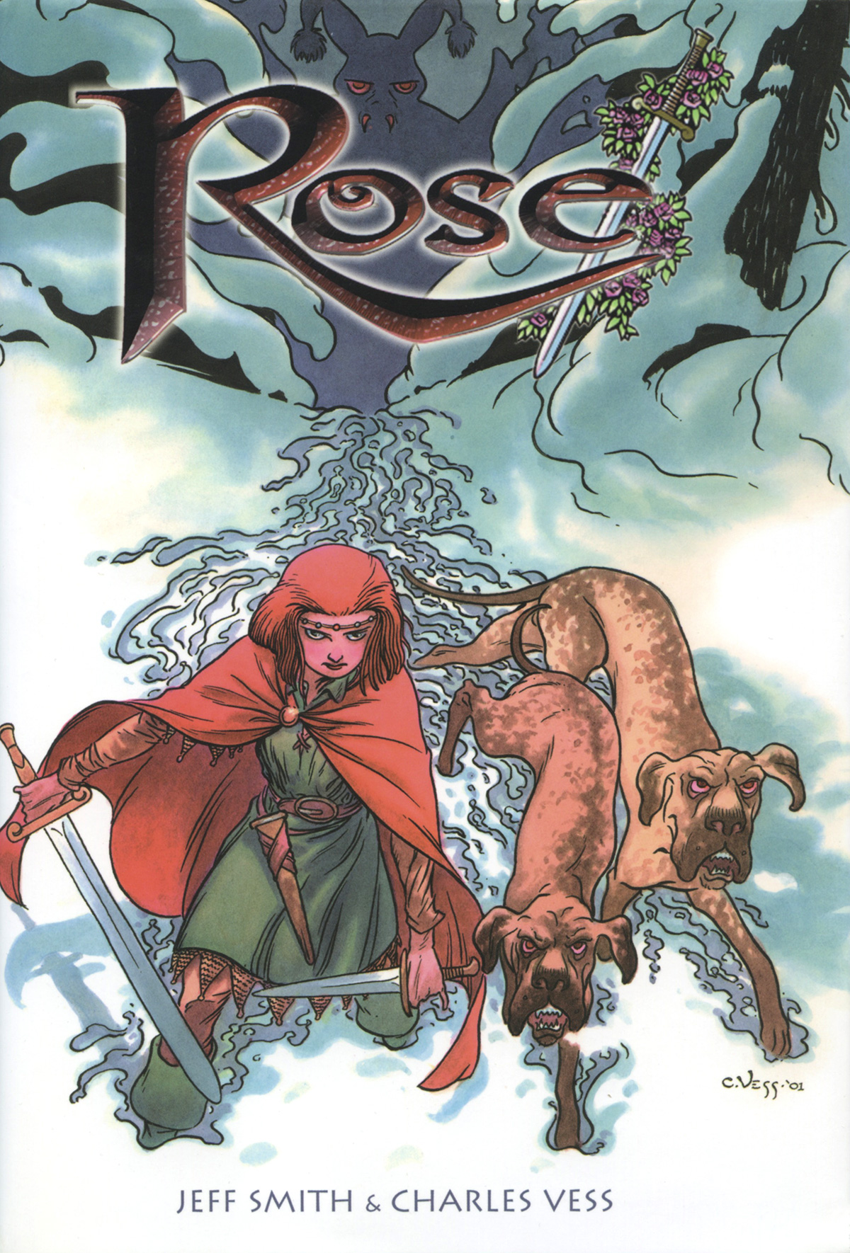 Rose by Jeff Smith and Charles Vess