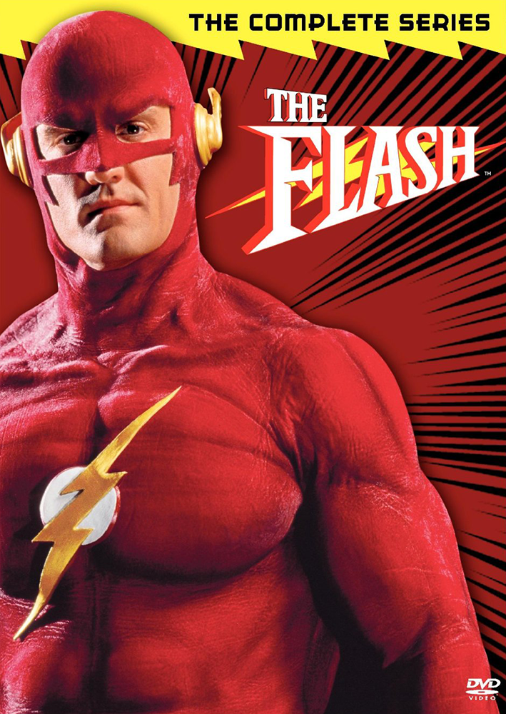 """The Flash"" 1990 television series."