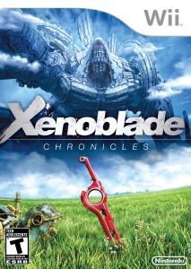 """Xenoblade Chronicles"" for the Nintendo Wii."