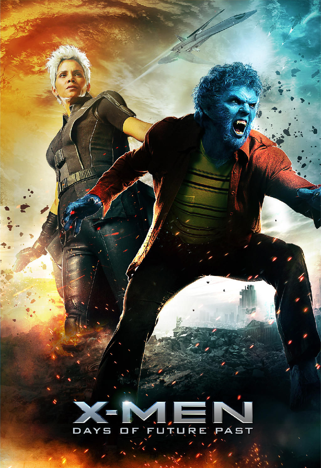 X-Men: Days of Future Past - film review - MySF Reviews